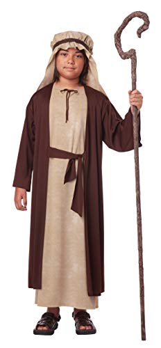 California Costumes Saint Joseph Child Costume, -