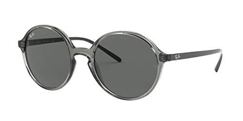 Ray-Ban 0RB4304 Gafas de sol, Transparente Grey, 52 para ...