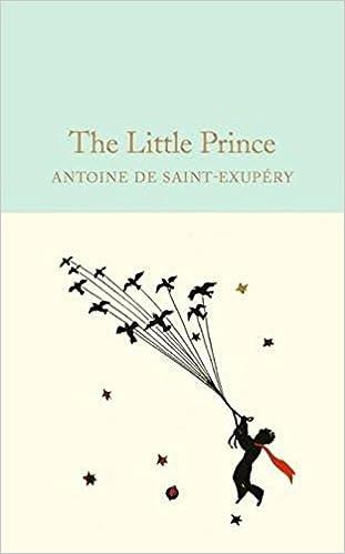 Výsledek obrázku pro the little prince macmillan´s collectors