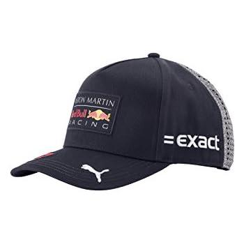 Red Bull Formula 1 Racing 2018 Aston Martin Max Verstappen Baseball Team Hat 97b41f942f