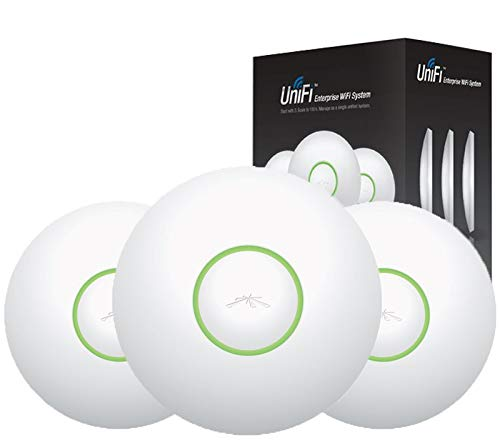 Ubiquiti UAP-LR-3 UniFi AP Enterprise  Long Range WiFi System, 3 Pack by Ubiquiti Networks