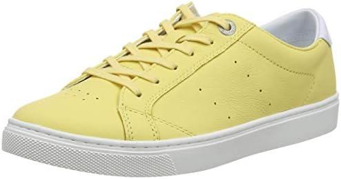 Tommy Hilfiger Pop Color City Sneaker, Scarpe da Ginnastica Basse Donna