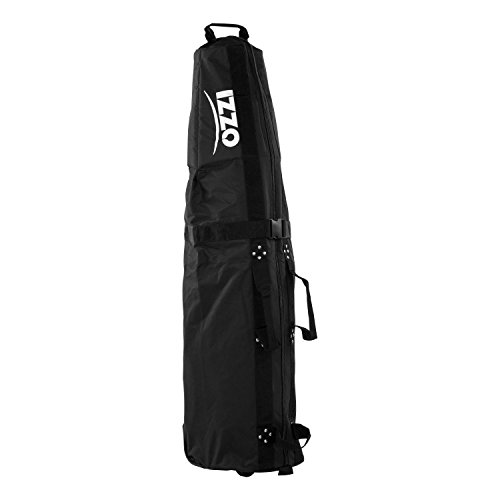 IZZO Golf Two-Wheeled Golf Bag Travel ()
