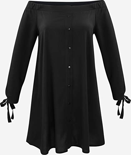 Mode Fashion Cocktail Black Femme Fit Classic Amp; Slim Sexy Uni TFK1uJ3lc