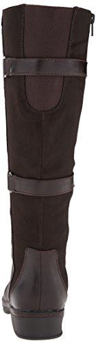 Lifestride Womens Venture Ws Engineer Boot Dark Chocolate