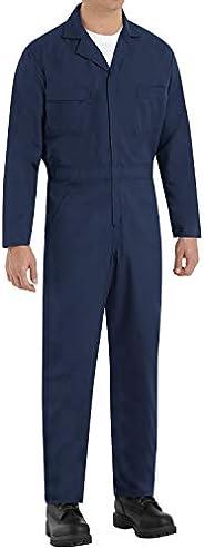 Red Kap mens Navy Speedsuit