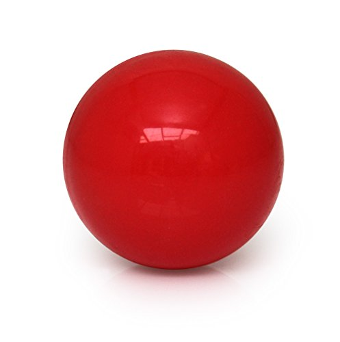 - Single HoP 3 1/8 Inch (80mm) Contact Juggling Ball - Red