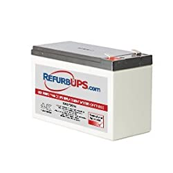 APC Back-UPS ES 500 (BE500R) - Brand New Compatible Replacement Battery Kit