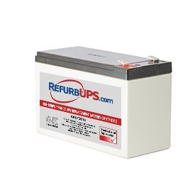 APC Back-UPS Pro 500 LS (BP500UC) - Brand New Compatible Replacement Battery Kit (Apc Back Ups Pro 500 Replacement Battery)