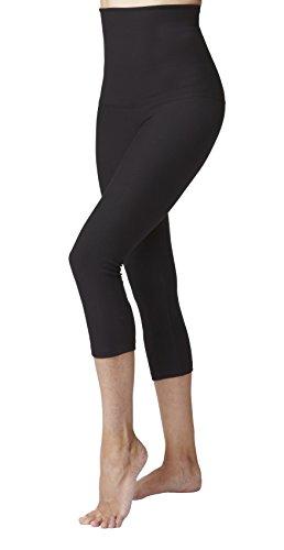 Legging pantacourt léger gainant taille haute pour femme
