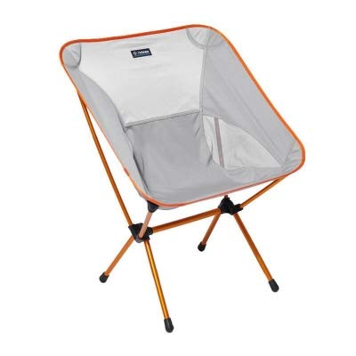 Helinox Chair One XL Lightweight, Portable, Collapsible Camping Chair, Grey