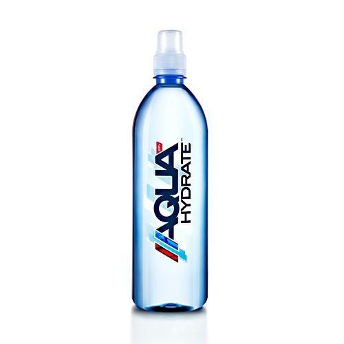 Aquahydrate Aqua Hydrate 700 Ml 12 Ct Sport Cap