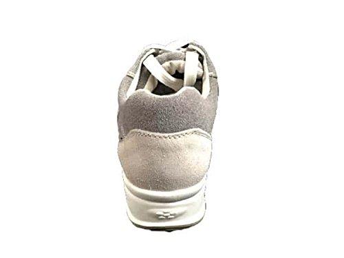 Sneacker Basse beige Traforate Donna D19 Report Grigio Beige Colore Scarpe EHqRxxUgnZ