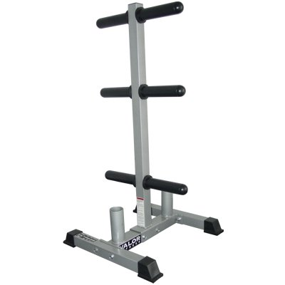 Valor Athletics BH-9 Olympic Plate Tree Stand by Valor Athletics 1048584