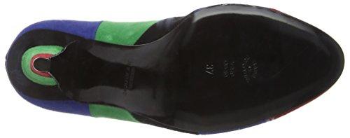 MoschinoScarpad Multicolor multicolore 99A Cam lina100 Multicolor de Zapatos Tacón mujer wvp71qRw