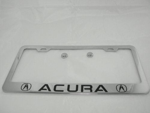 acura rsx license plate frame - 5