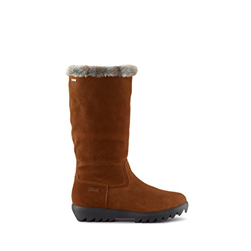 Cougar Women's Zephyr Pull On Boot,Chestnut Silky Suede,US 9 M by Cougar