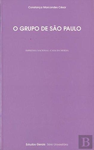O Grupo de São Paulo (Portuguese Edition) ebook