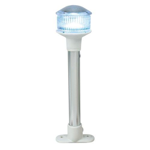 Perko LED White All-Round Light f/Sail Less Than 20M (33132)