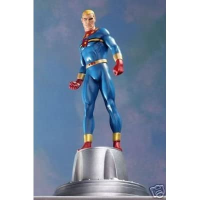 Miracleman Painted Statue by Bowen Designs (Limited to 1000 Pieces): Neil Gaiman, Randy Bowen: Toys & Games