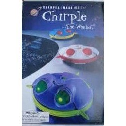Chirple The Weebot, Sharper Image Design