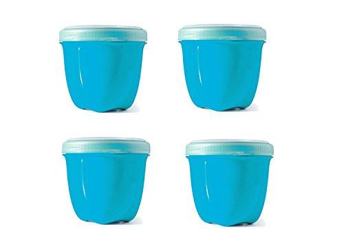 8 oz yogurt containers - 7