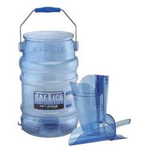 San Jamar SI8500 Saf-T-Ice Value Pack