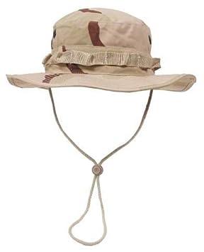 GI Boonie Sombrero EE.UU sombrero 6 color desierto camuflaje S XL