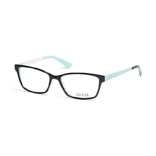 Eyeglasses Guess GU 2538 GU2538 005 black/other (Guess Eye Glass Frames)