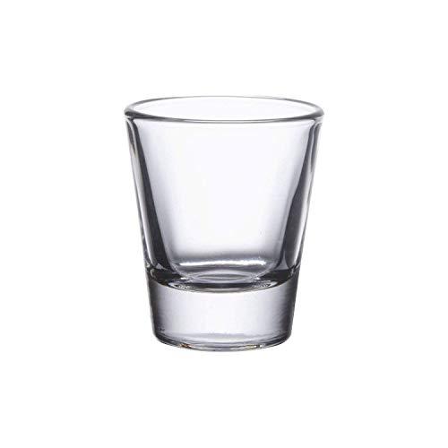 Gmark 1.5-Ounce Heavy Base Shot Glass Set, Whiskey Shot Glass 12-Pack GM2011 (Sigma Chi Shot Glass)