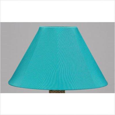 Catalina Umbrella Table Outdoor Lamp with Sunbrella Shade Lamp Finish: Bronze, Lamp Shade: Aruba by Patio Living Concepts