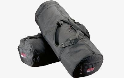 Gator Cases Drum Set Hardware Carry Bag with Removable Shoulder Strap; Dimensions 13