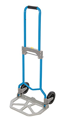 Silverline 872993 Plataforma de Transporte Plegable de Acero, Azul: Amazon.es: Bricolaje y herramientas