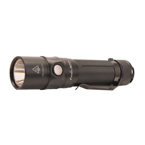 Fenix Flashlights, Magnetic Charging Flashlight, 1000 Lumens, Black, RC11