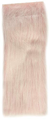 Darice 10240-21 Long Pile Fur