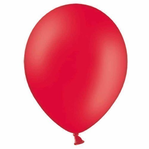 10 inch PLAIN LATEX BALLOONS Party Wedding Birthday Decorations red - 6