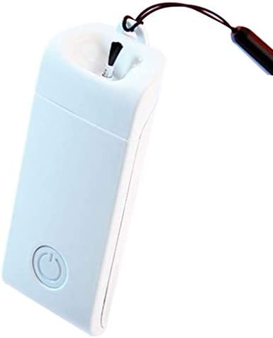 MJ-Brand Mini purificador de Aire Collar portátil portátil ...