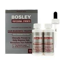 Bosley Professional Strength Hair Regrowth Treatment 5% (Extra Strength For Men) (Step 2 Minoxidil)