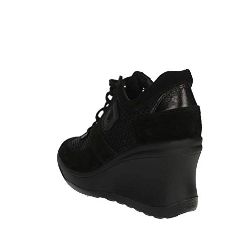 Agile Rucoline 1800 Nero 34 By Donna Sneakers BfB5g8n