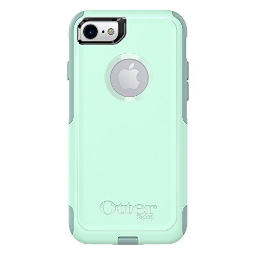 OtterBox COMMUTER SERIES Case for iPhone 8 & iPhone 7 (NOT Plus) - Retail Packaging - OCEAN WAY (AQUA SAIL/AQUIFER)