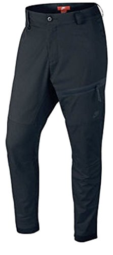 Nike Men Tech The One Black, Black 727344-010 Size 30 by Nike