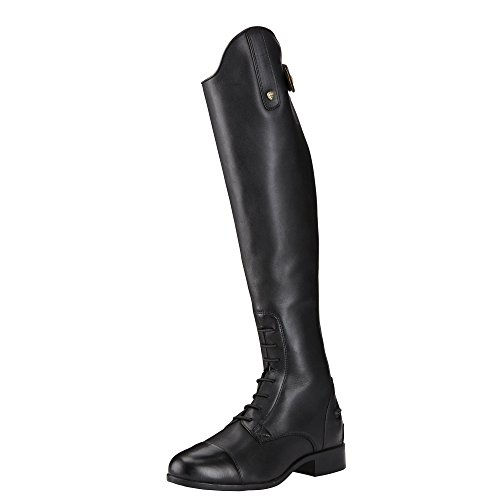 Ariat Womens Heritage Contour II Field Zip Boot Tall Riding