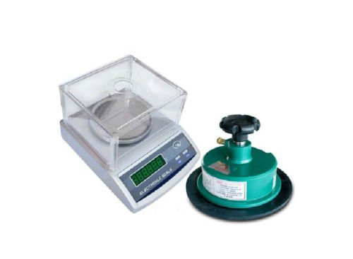 100 Sqcm Round Sample Cutter+precision electronic balance scale 1000g 0.01g USG by KEYUHOPE (Image #7)