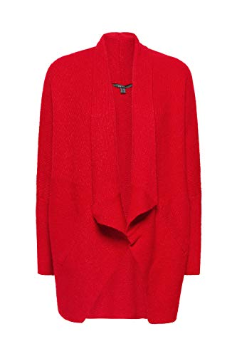 630 Cardigan Collection Rosso Esprit Donna red Y70nv7Wa