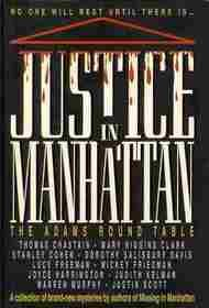 Justice in Manhattan: The Adams Round Table