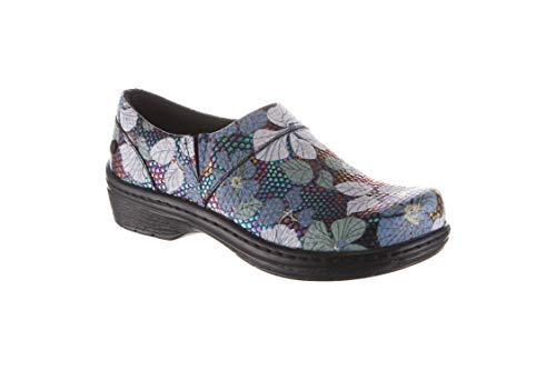 Klogs Footwear Women's Mission Medium Lily Petrol Size 080