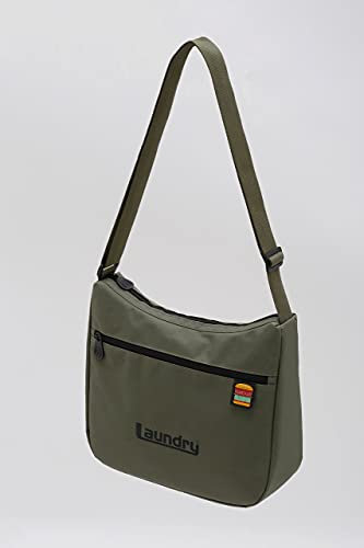 Laundry ROUND SHOULDER BAG BOOK KHAKI 画像 B