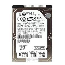 Ide Hard Cache Drive (100GB IDE Hitachi Travelstar 7K100 7200RPM 8MB 9.5mm HTS721010G9AT00)