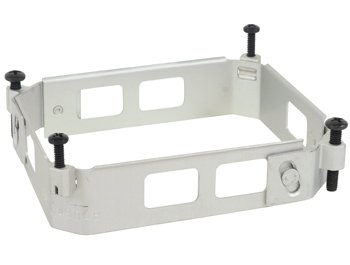 1 Pc, Clamp/Arinc, Size: 3 X 4, Depth: 1, Aluminum, Anodized Finish To Make Retrofits Simpler And Faster by MSP AVIATION