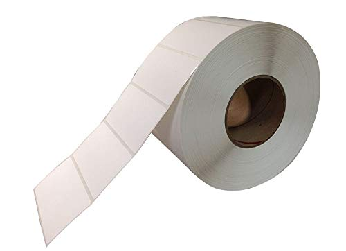 Nashua/RX Technologies Thermal Transfer Label Rolls, 4 X 2 Inches, 3000 Labels/Roll, 4 Rolls/Case (NTT0402RP) (Renewed)